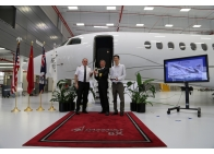 BWJ received its 2nd Dassault Falcon 8X_1