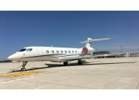 HK Bellawings Receive Another G650ER Aircraft